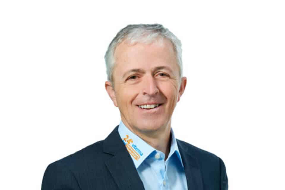 Viterma Mitarbeiter Günter Steiner