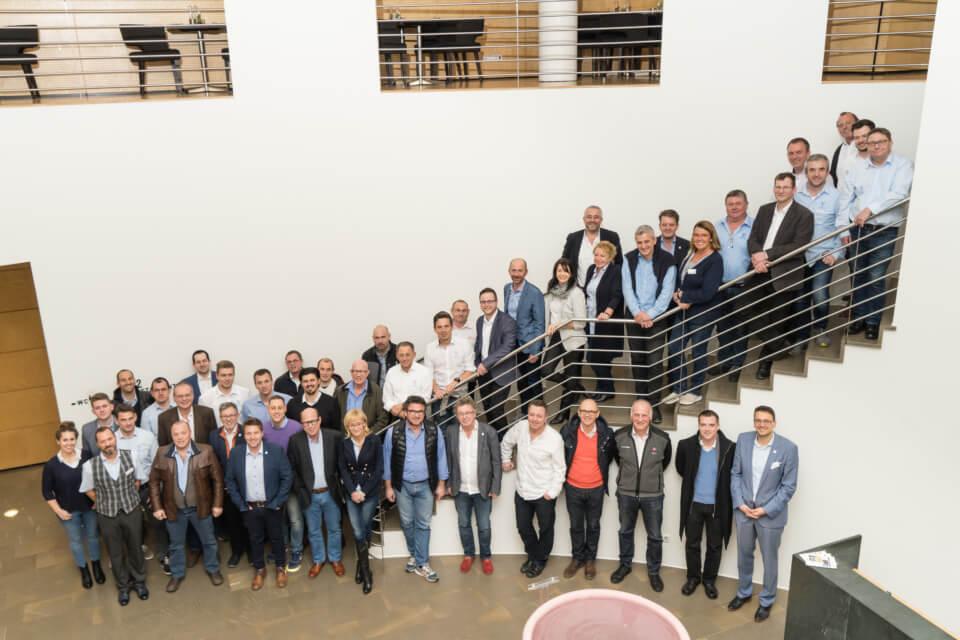 viterma Gruppenbild Jahreshauptversammlung 2018