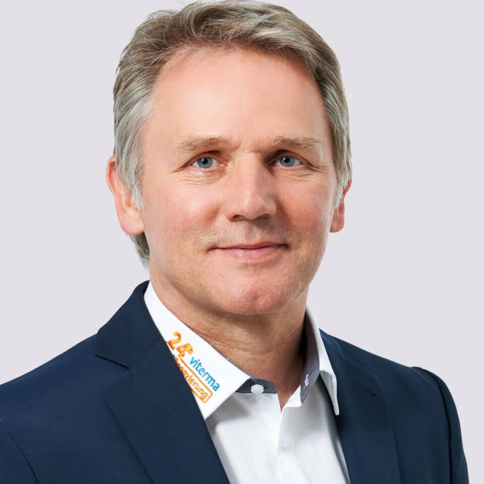 Viterma Mitarbeiter Gert Stadelmann