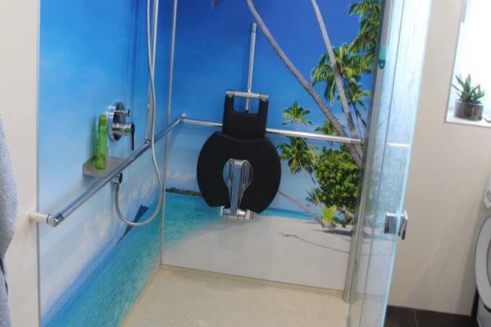 Die ebenerdige Dusche: Mehr Raumgewinn im Badezimmer