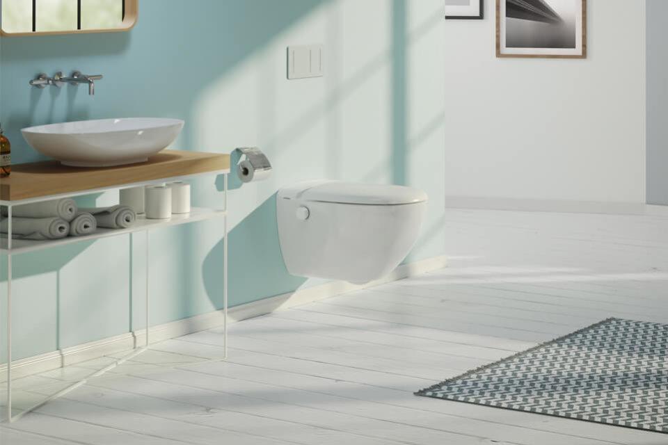 Dusch-WC