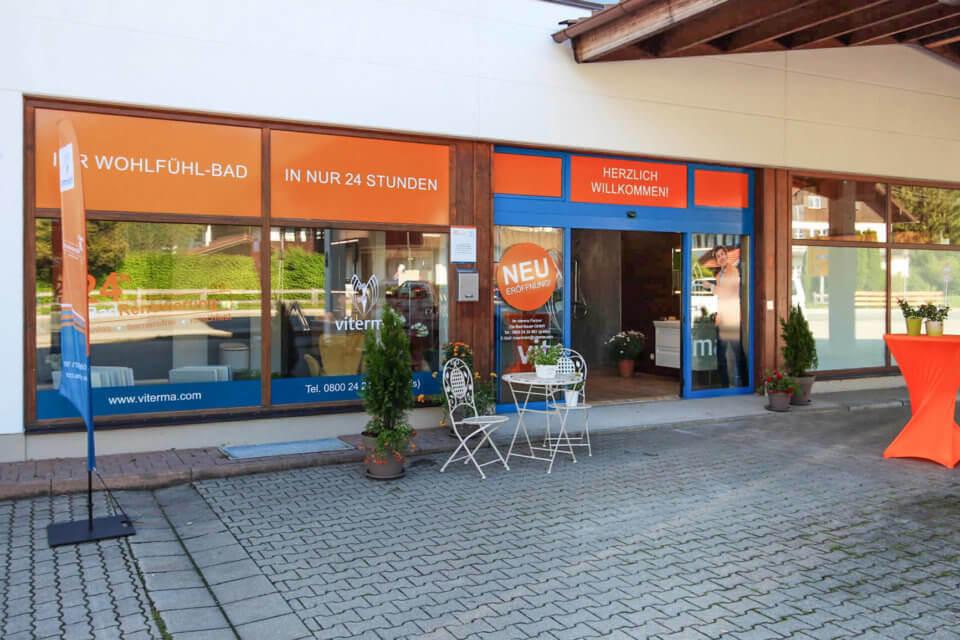 Viterma Badausstellung Rosenheim