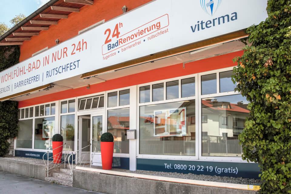 Viterma Badausstellung Salzburg